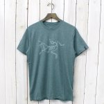 ARC'TERYX『Archaeopteryx SS T-Shirt』(Heathered Boxcar)