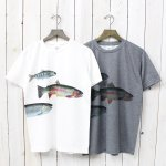 SOUTH2 WEST8『Crew Neck Tee-4Fish』