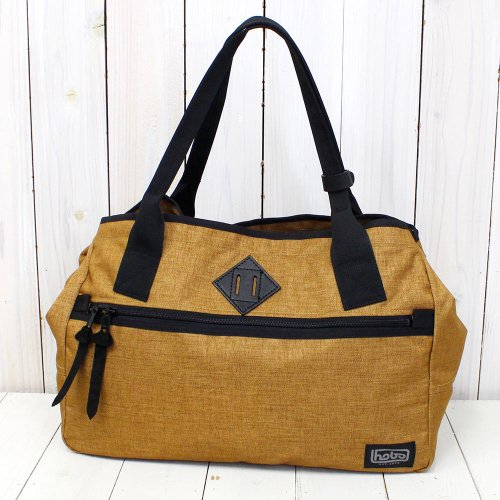 "【SALE特価40%off】hobo『CELSPUN® Nylon ""CANYON"" Tote Bag by ARAITENT』(Lt.Brown)"