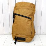 "hobo『CELSPUN® Nylon ""CAVE"" 23L Backpack by ARAITENT』(Lt.Brown)"