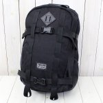 "hobo『CELSPUN®  Nylon ""HOLD"" 22L Backpack by ARAITENT』(Black)"
