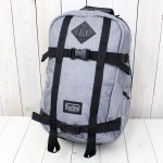 "hobo『CELSPUN®  Nylon ""HOLD"" 22L Backpack by ARAITENT』(Gray)"