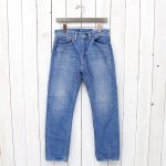 orSlow『IVY FIT DENIM』(3YEAR WASH)