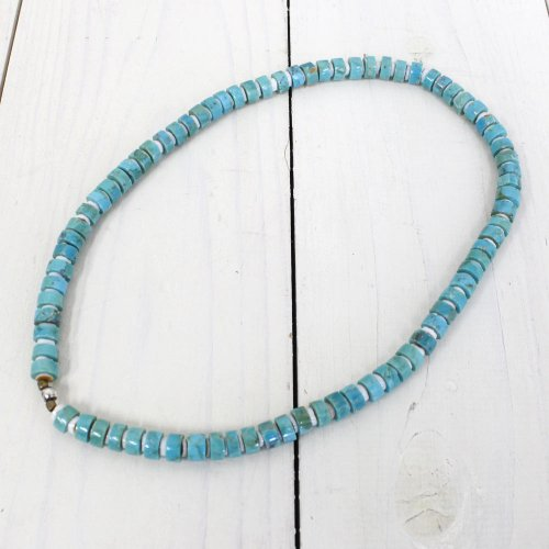 SunKu『Heishi Turquoise Necklace-SK050』