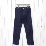 SASSAFRAS『SPRAYER PANTS』(INDIGO)