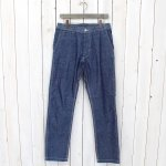 SASSAFRAS『SPRAYER PANTS』(BLUE)