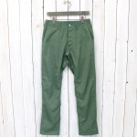 SASSAFRAS『SPRAYER PANTS』(OLIVE)
