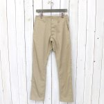 SASSAFRAS『SPRAYER PANTS』(BEIGE)