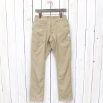SASSAFRAS『FALL LEAF SPRAYER PANTS』(BEIGE)