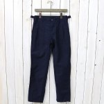 FWK by ENGINEERED GARMENTS『Fatigue Pant-Cotton Reversed Sateen』(Dk.Navy)