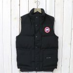 CANADA GOOSE『FREESTYLE VEST』(BLACK)