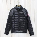 CANADA GOOSE『HYBRIDGE LITE JACKET』(BLACK)