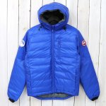 CANADA GOOSE『PBI LODGE HOODY』(ROYAL PBI BLUE)