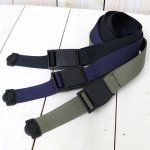hobo『Nylon Tape Belt with Magnet Buckle』