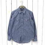ENGINEERED GARMENTS『Western Shirt-Cone Chambray』