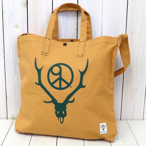 SOUTH2 WEST8『Grocery Bag-9 Piece & Deer Skull』(Suntan)