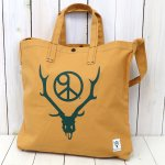 SOUTH2 WEST8『Grocery Bag-9 Piece & Deer Skull』(Suntan)