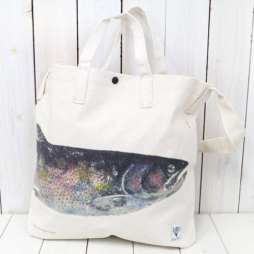 SOUTH2 WEST8『Grocery Bag-Gyotaku Print/Ito』