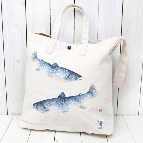 SOUTH2 WEST8『Grocery Bag-Gyotaku Print/Amemasu』