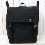 SOUTH2 WEST8『Canoe Sack-Large』(Black)