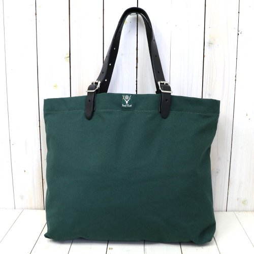 『18oz Canvas Canal Park Tote-Tall』(Hunter Green)