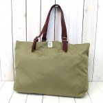 SOUTH2 WEST8『Cordura Canal Park Tote-Classic』(Khaki)