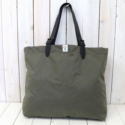 SOUTH2 WEST8『Cordura Canal Park Tote-Tall』(Olive)