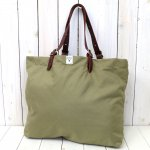 SOUTH2 WEST8『Cordura Canal Park Tote-Tall』(Khaki)