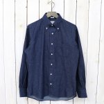 INDIVIDUALIZED SHIRTS『VINTAGE DENIM』(BLUE)