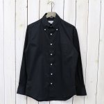 INDIVIDUALIZED SHIRTS『HERRINGBONE』(BLACK)