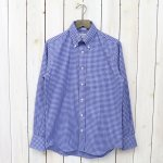 INDIVIDUALIZED SHIRTS『GINGHAM CHECK』(BLUE)