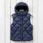 【SALE特価40%off】Rocky Mountain Featherbed『Six Month Vest』(NAVY)