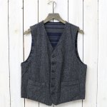 【会員様限定SALE】ENGINEERED GARMENTS『Reversible Vest-Wool Pattern Mix』