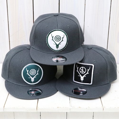 SOUTH2 WEST8『Baseball Cap-Emblem/S』