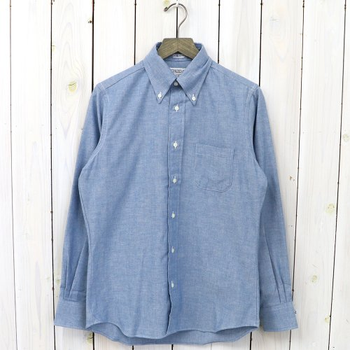 『HERITAGE CHAMBRAY』(BLUE)