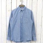 INDIVIDUALIZED SHIRTS『HERITAGE CHAMBRAY』(BLUE)