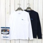 FRUIT OF THE LOOM×BLUE BLUE『2PK BORDER LS T』(C)