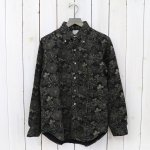 orSlow『BUTTON DOWN SHIRTS』(PRINT)