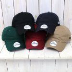 New Era『9TWENTY Washed Cotton』