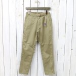 THE NORTH FACE PURPLE LABEL『COOLMAX®  Stretch Twill Tapered Pants』(Beige)