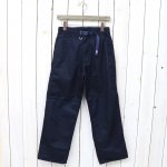 【SALE特価50%off】THE NORTH FACE PURPLE LABEL『COOLMAX®  Stretch Twill Wide Pants』(Dark Navy)