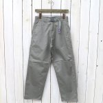 【SALE特価80%off】THE NORTH FACE PURPLE LABEL『COOLMAX®  Stretch Twill Wide Pants』(Light Gray)