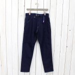 THE NORTH FACE PURPLE LABEL『COOLMAX®  Stretch Denim Tapered Pants』(Indigo)