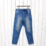THE NORTH FACE PURPLE LABEL『COOLMAX®  Stretch Denim Tapered Pants』(Indigo Bleach)
