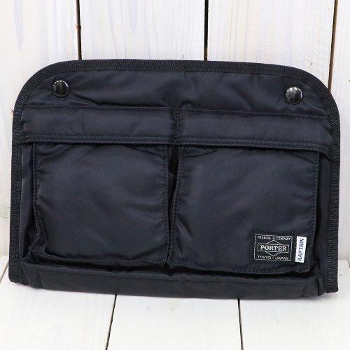 【SALE特価30%off】Kaptain Sunshine『PORTER Travel Bag』(Black)