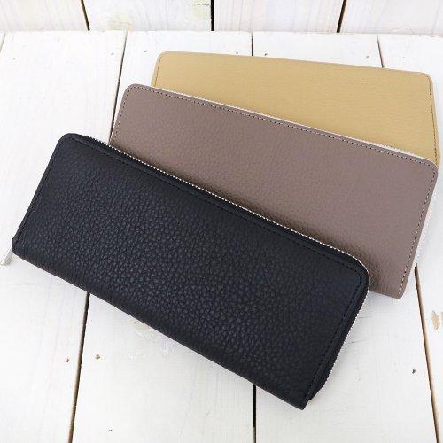 【SALE特価30%off】hobo『Shrink Leather Zip Wallet』