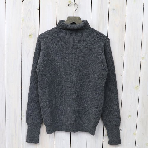 """『SAILOR-TURTLENECK』(Grey)"""