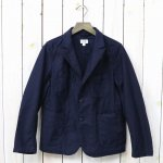 FWK by ENGINEERED GARMENTS『Bedford Jacket-Cotton Reversed Sateen』(Dk.Navy)