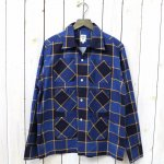SOUTH2 WEST8『Flannel 6 Pockets Classic Shirt』(Blue/Navy)