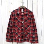 SOUTH2 WEST8『Flannel 6 Pockets Classic Shirt』(Red/Black)